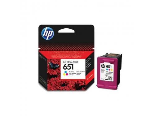 Картридж HP 651 C2P11AE, вид 1