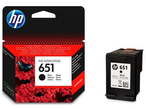 Картридж HP 651 C2P10AE, вид 1