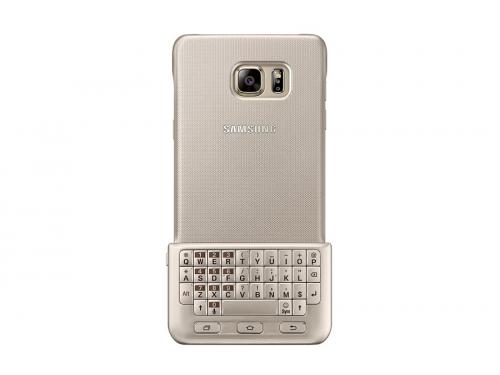 Чехол для смартфона Samsung для Samsung Galaxy Note 5 (EJ-CN920RFEGRU), золотистый, вид 5