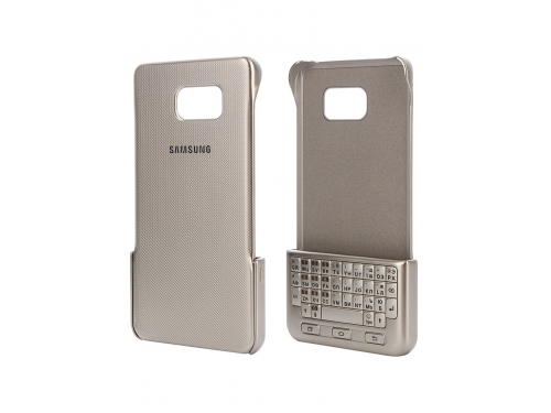 Чехол для смартфона Samsung для Samsung Galaxy Note 5 (EJ-CN920RFEGRU), золотистый, вид 2