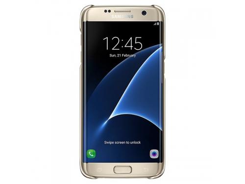 Чехол для смартфона Samsung для Samsung Galaxy S7 edge Clear Cover, вид 2
