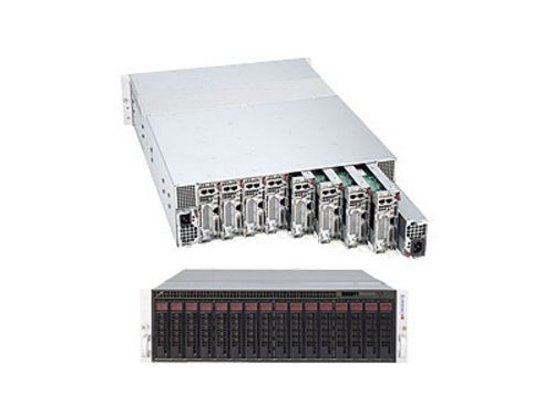 ��������� ��������� SuperMicro SYS-5037MC-H8TRF (x8, 3U), ��� 2