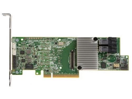 Контроллер LSI Logic MegaRAID SAS 9361-8i SGL (PCI-E 3.0 — 8x SAS/SATA, RAID 0-60), LSI00417, вид 1