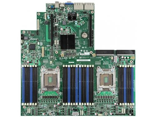 ��������� ��������� Intel R1304GZ4GC 916994 (1U, 2x LGA2011, Intel C602, 24xDDR3), ��� 5