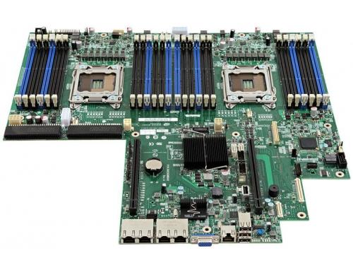��������� ��������� Intel R1304GZ4GC 916994 (1U, 2x LGA2011, Intel C602, 24xDDR3), ��� 6