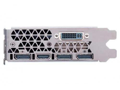 ���������� GeForce Inno3D GeForce GTX 980 Ti 1038Mhz PCI-E 3.0 6144Mb 7000Mhz 384 bit DVI HDMI HDCP (N98TV-1SDN-N5HNX), ��� 2