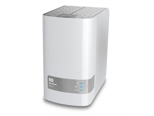 ������� ���������� WD My Cloud Mirror Gen 2 4TB (2x 2Tb, LAN/USB), WDBWVZ0040JWT-EESN, ��� 3