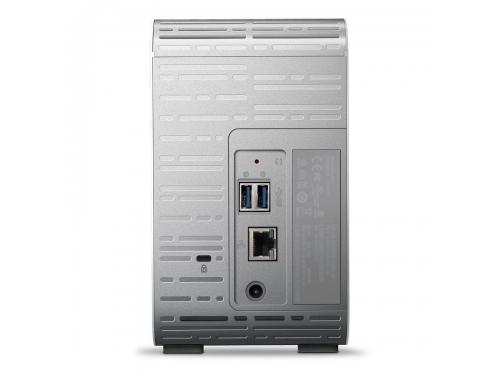 ������� ���������� WD My Cloud Mirror Gen 2 4TB (2x 2Tb, LAN/USB), WDBWVZ0040JWT-EESN, ��� 5