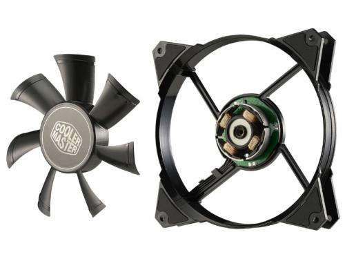Кулер Cooler Master Nepton 280L (RL-N28L-20PK-R1), необслуживаемая СВО, вид 4