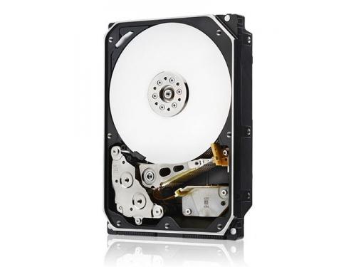 Жесткий диск HGST HUH721010ALE604, 10 Тб, 256Mb, 3.5'', 7200rpm, SATA3, Гелий, вид 1