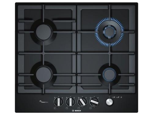 Варочная поверхность Bosch PCH6A6M90R черная, вид 1