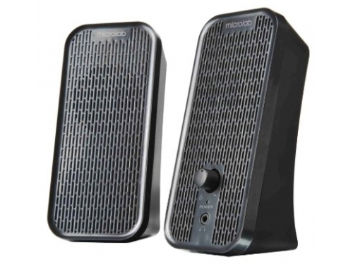 Компьютерная акустика Microlab B55v2, черная, вид 1