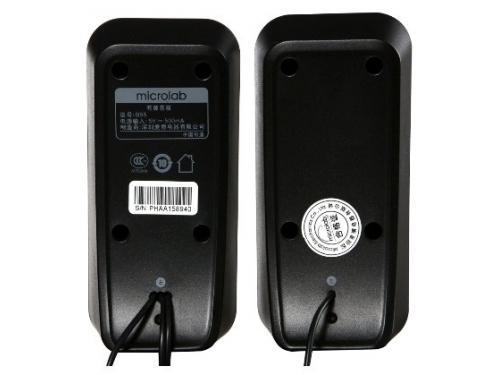 Компьютерная акустика Microlab B55v2, черная, вид 2