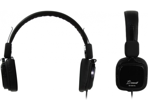 Гарнитура для ПК Dowell HD-505 Pro, черная, вид 1