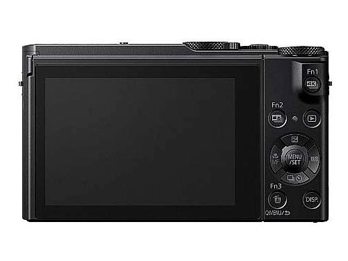 Цифровой фотоаппарат Panasonic DMC-LX15EEK, черный
