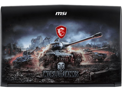 Ноутбук MSI GP62 8RC, вид 4