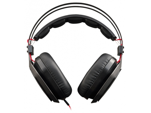 Гарнитура для ПК Cooler Master headset MasterPulse MH750, черная, вид 1