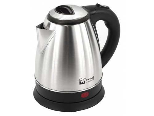 Чайник электрический Home Element HE-KT177, черный-сталь, вид 1