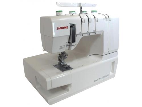 Распошивальная машина Janome CoverPro 2000 CPX, высокоскоростная, вид 1