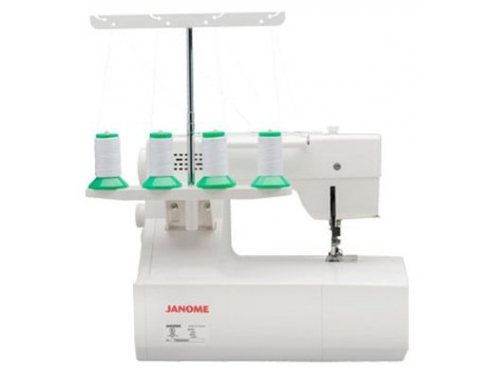 Распошивальная машина Janome CoverPro 2000 CPX, высокоскоростная, вид 5