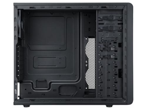 Корпус компьютерный Cooler Master N300 (NSE-300-KKN1) w/o PSU Black, вид 4