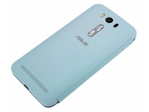 Чехол для смартфона Asus для Asus ZenFone Selfie ZD551KL MyView Cover Delux, голубой, вид 4