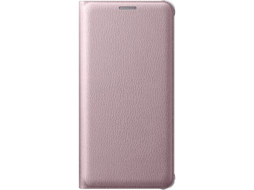 Чехол для смартфона Samsung для Samsung Galaxy A7 (2016) розовое золото, вид 1