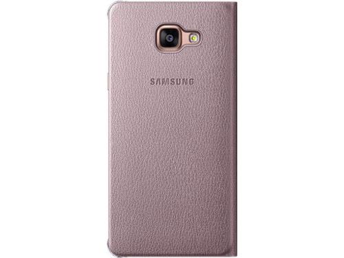 Чехол для смартфона Samsung для Samsung Galaxy A7 (2016) розовое золото, вид 2