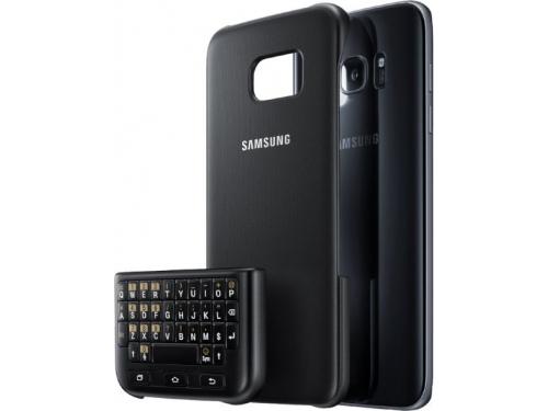 Чехол для смартфона Samsung для Samsung Galaxy S7 edge Keyboard Cover черный, вид 1