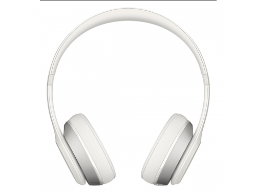 Гарнитура bluetooth Beats Solo2 Wireless (MHNH2ZE/A), белая, вид 3