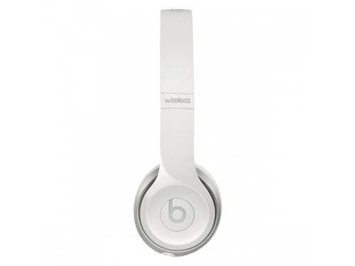 Гарнитура bluetooth Beats Solo2 Wireless (MHNH2ZE/A), белая, вид 4