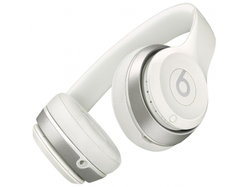 Гарнитура bluetooth Beats Solo2 Wireless (MHNH2ZE/A), белая, вид 5