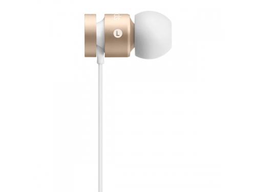 Гарнитура для телефона Beats urBeats 2 (MK9X2ZE/A), золотистая, вид 2