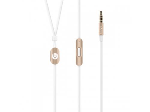 Гарнитура для телефона Beats urBeats 2 (MK9X2ZE/A), золотистая, вид 5