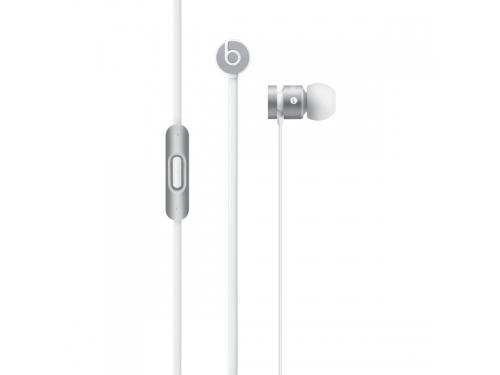 Гарнитура для телефона Beats urBeats 2 (MK9Y2ZE/A), серебристая, вид 1