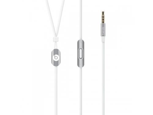 Гарнитура для телефона Beats urBeats 2 (MK9Y2ZE/A), серебристая, вид 5