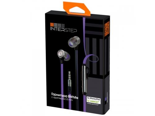 ��������� ��� �������� InterStep BWhite Headset, ����������, ��� 2
