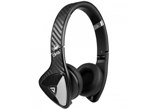 Гарнитура для телефона Monster DNA On-Ear (137008), угольно-чёрный, вид 2