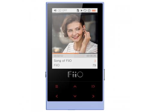 Аудиоплеер FiiO M3, синий, вид 1