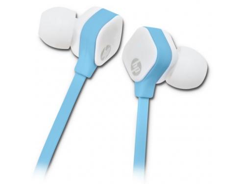 Гарнитура для телефона HP H2310, голубая, вид 1