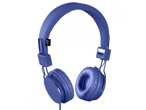 Гарнитура для телефона Kitsound Malibu, синяя, вид 1
