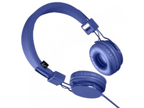 Гарнитура для телефона Kitsound Malibu, синяя, вид 2