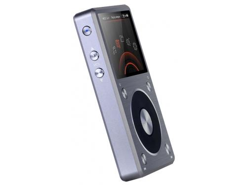 Аудиоплеер FiiO X5 II, серебристый, вид 2