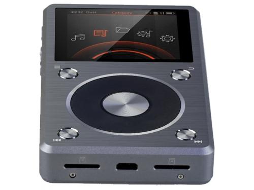 Аудиоплеер FiiO X5 II, серебристый, вид 3