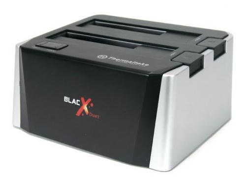 ������ �������� ����� Thermaltake BlacX Duet Dual Bay eSATA&USB Docking (ST0015E), ��� 2