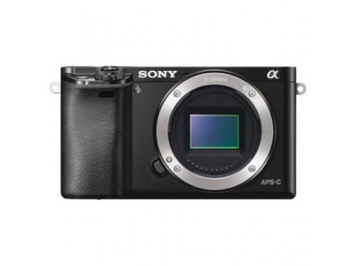 Цифровой фотоаппарат SONY Alpha A6000 Body, черный ILCE6000B.CEC
