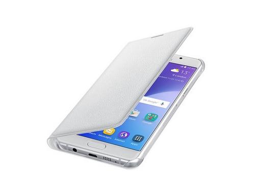 Чехол для смартфона Samsung для Samsung Galaxy A5 (2016) белый, вид 3