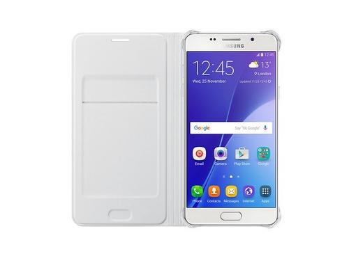 Чехол для смартфона Samsung для Samsung Galaxy A5 (2016) белый, вид 4