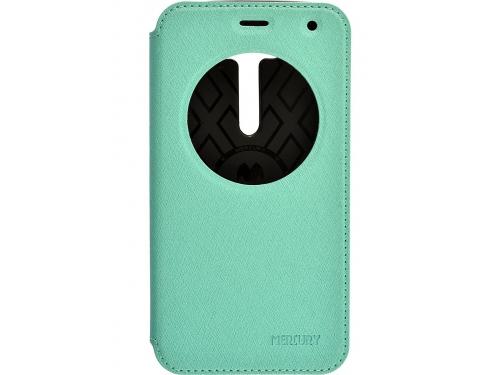 Чехол для смартфона Mercury case для Asus Zenfone Laser 2 ZE550KL зеленый, вид 1