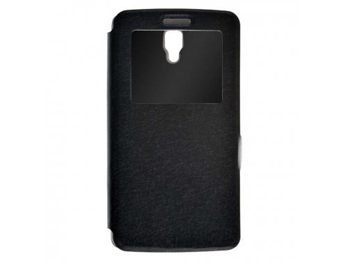 Чехол для смартфона SkinBOX Lux Lenovo A2010 черный, вид 1